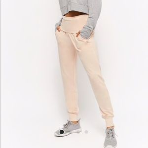 Active Foldover Joggers